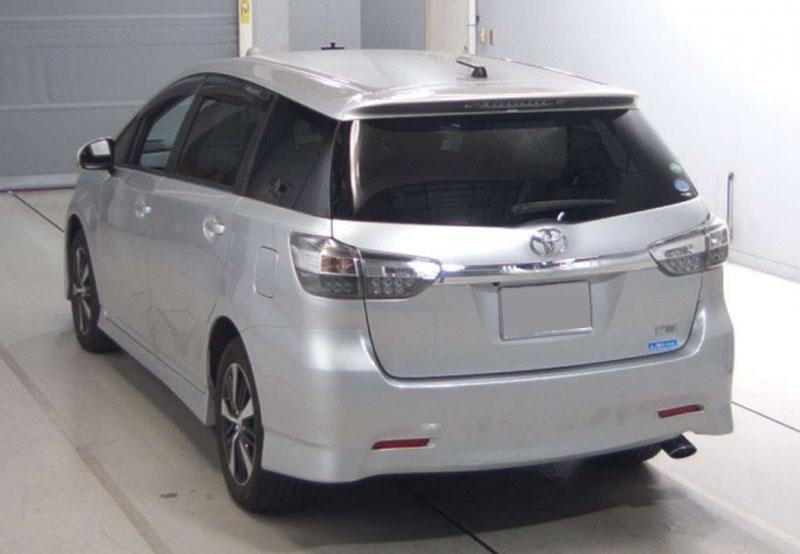 Toyota Wish 64688