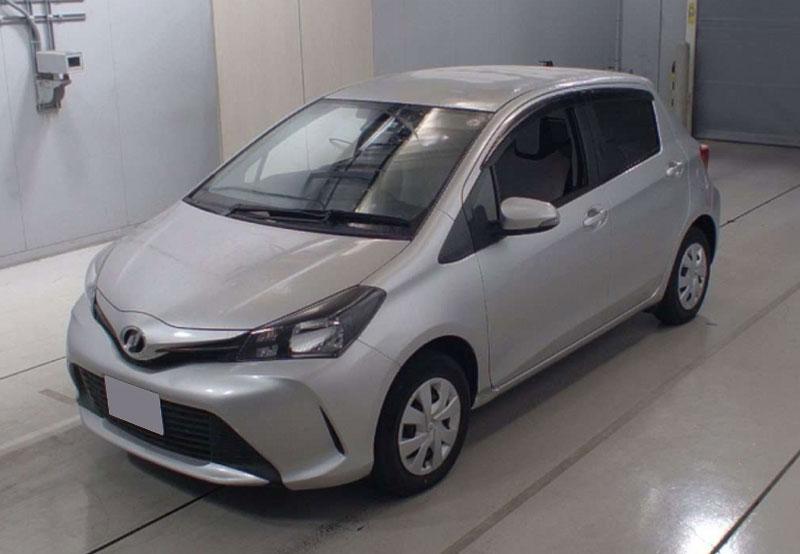 Toyota Vitz 64693