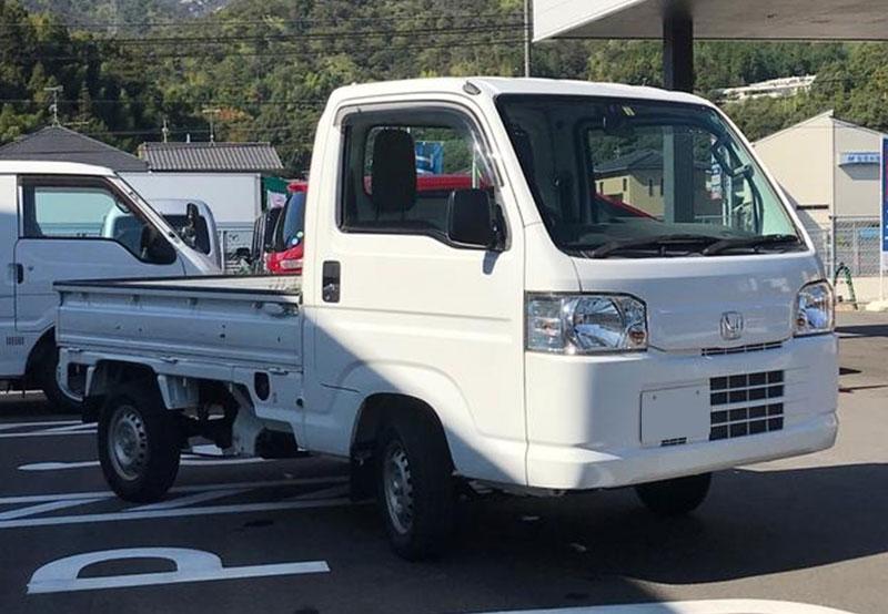 Honda / ACTY TRUCK 2012