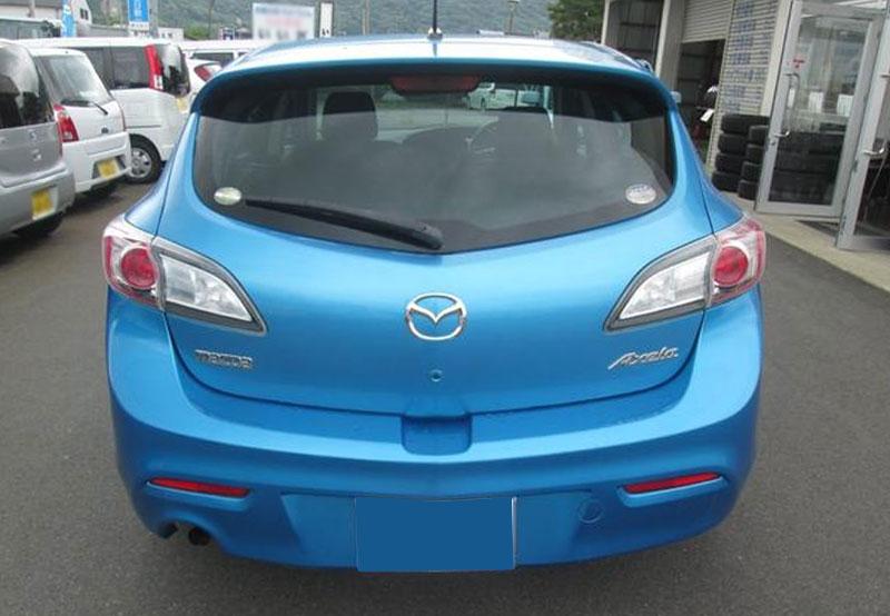 Mazda Axela 64727