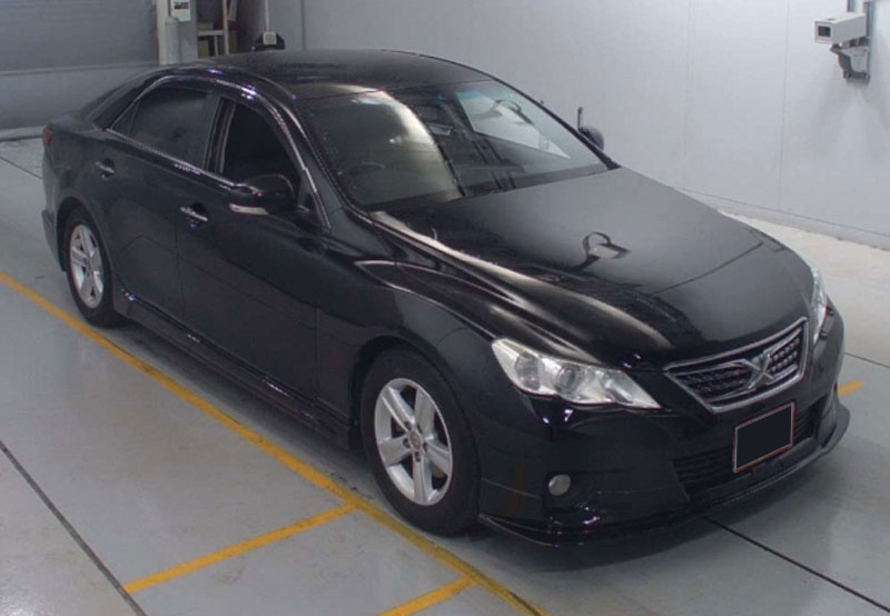 Toyota / Mark X 2012