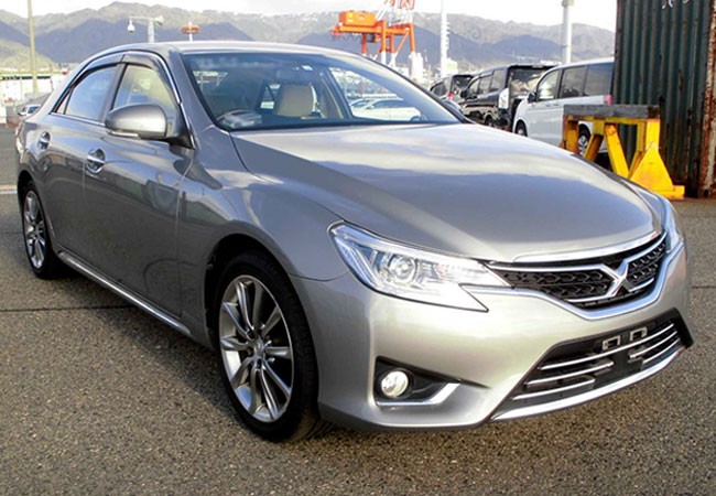 Toyota / Mark X 2014