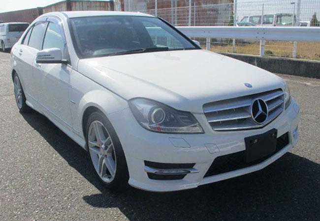 Mercedes Benz / C-Class 2012