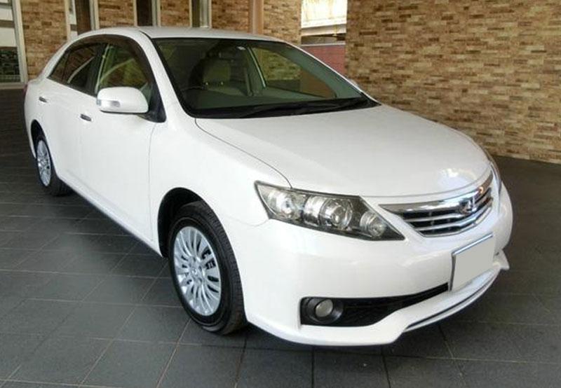 Toyota / Allion 2012
