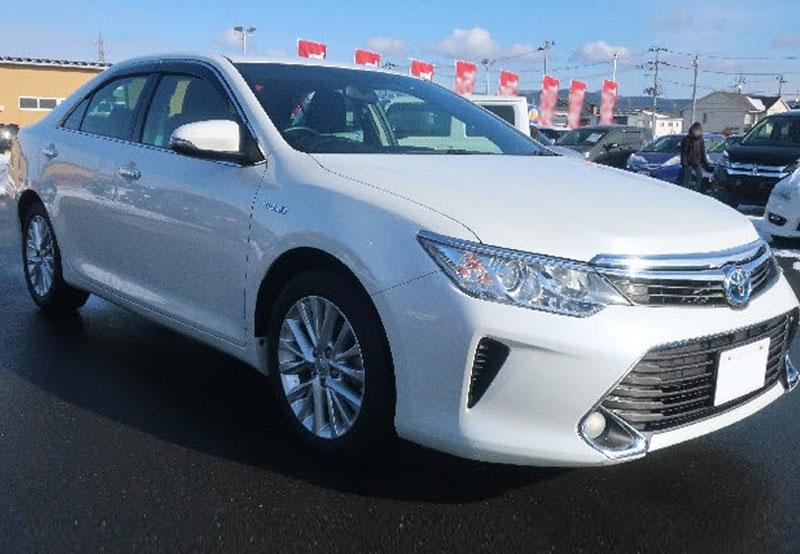 Toyota / CAMRY  2015