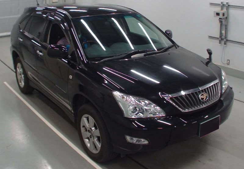 Toyota / Harrier 2012