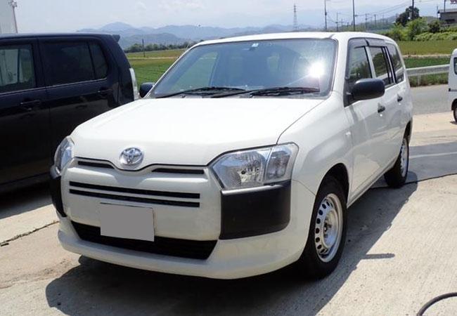 Toyota / Succeed Van 2015