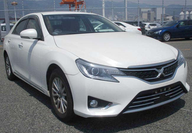 Toyota / Mark X 2013