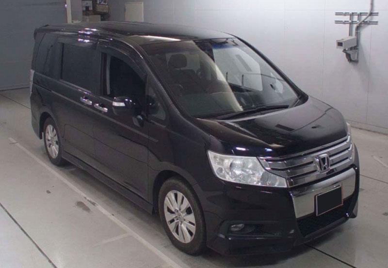 Honda / Step Wagon 2012