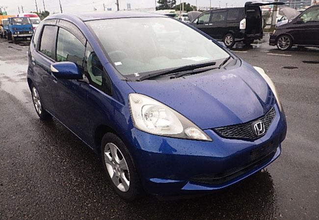 Honda / Fit 2010