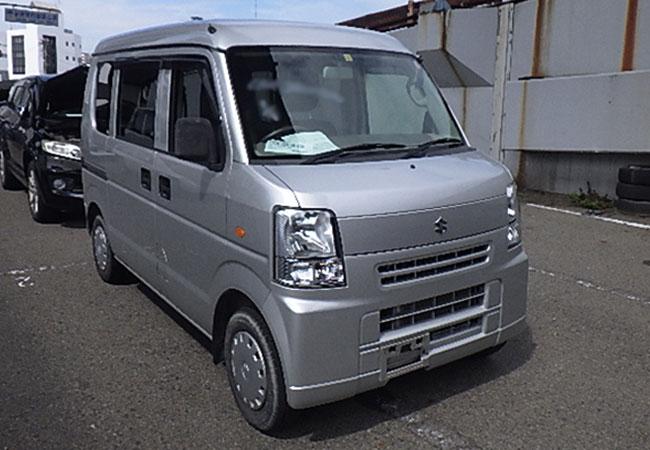 Suzuki / Every 2012