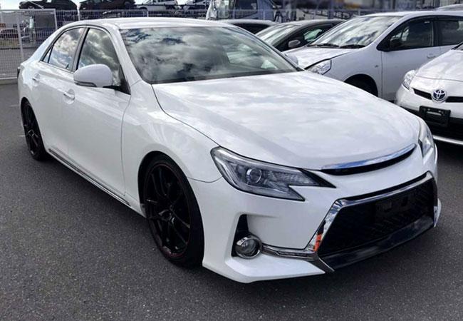 Toyota / Mark X 2012