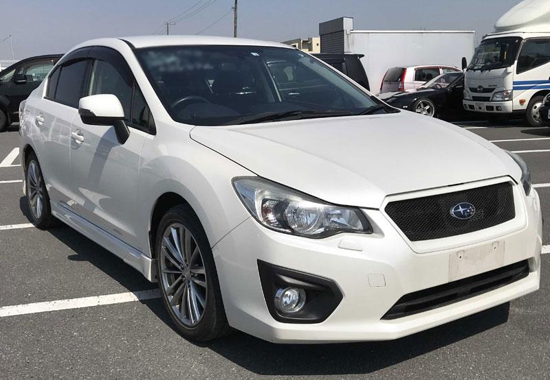 Subaru / Impreza G4 2012