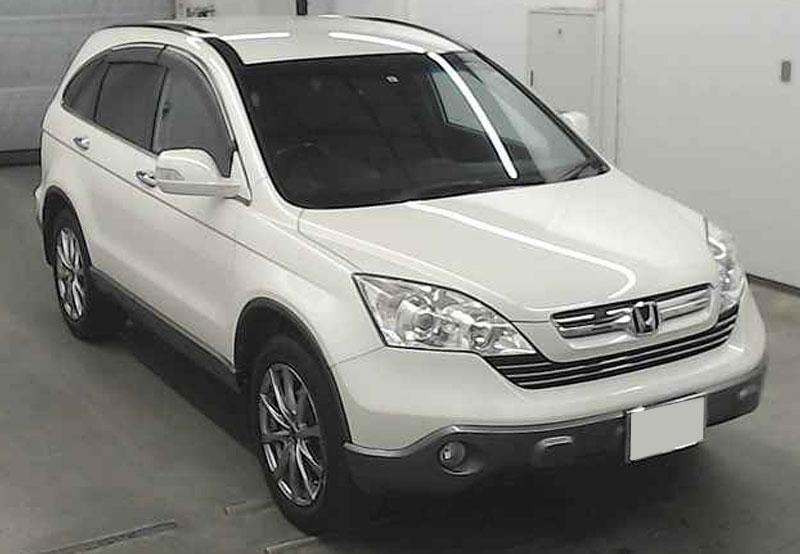 Honda / CR-V 2007