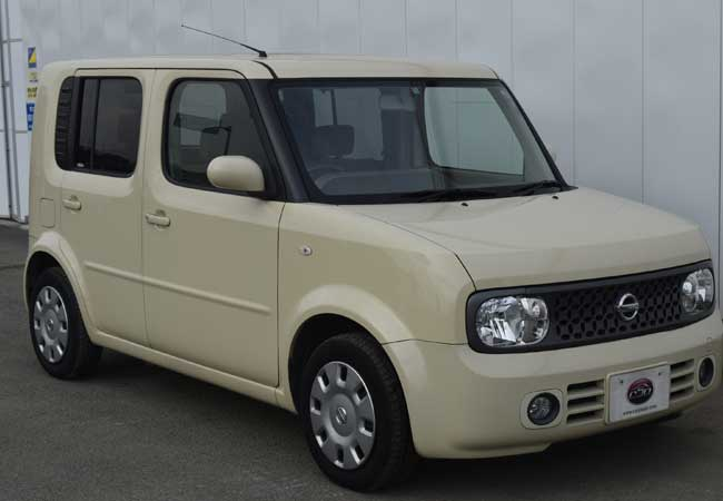 Nissan / Cube 2007