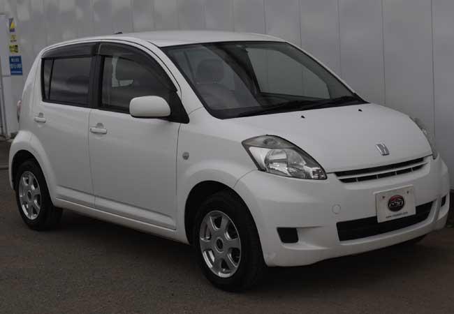 Toyota / Passo 2007