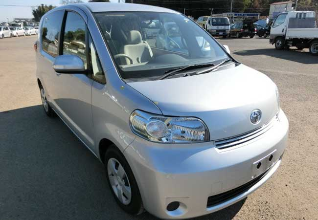 Toyota / PORTE  2010
