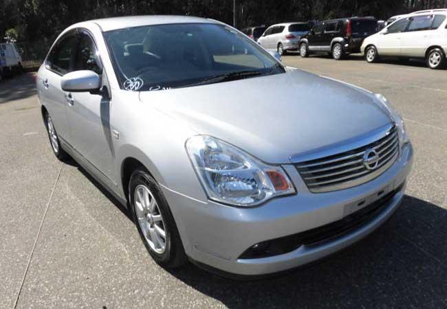 Nissan / Bluebird Sylphy 2010