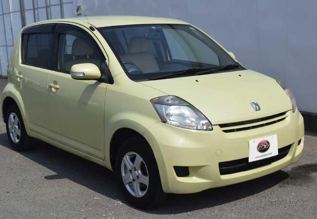 Toyota / Passo 2008