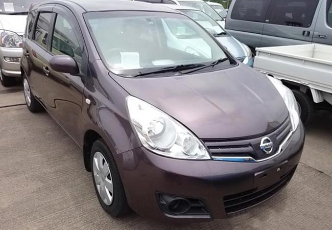 Nissan / Note 2008