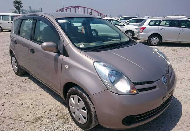Nissan / Note 2007