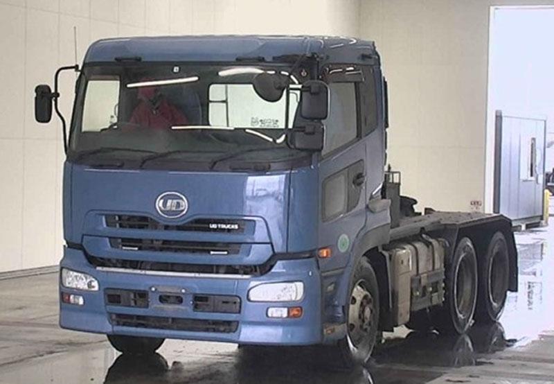 Nissan ud 2010 Blue