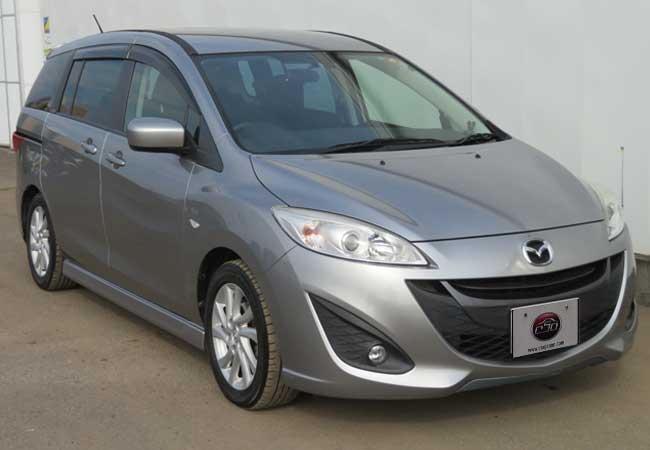 Mazda / PREMACY  2012