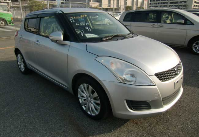 Suzuki / Swift 2013