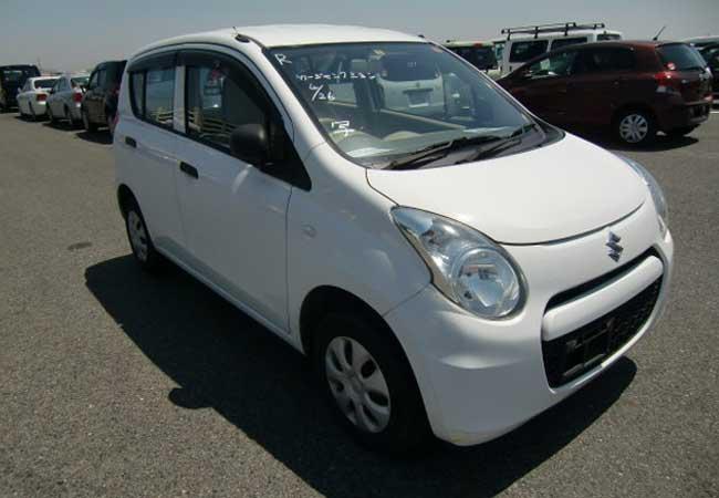 Suzuki alto 2013 White