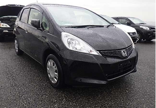Honda / Fit 2013