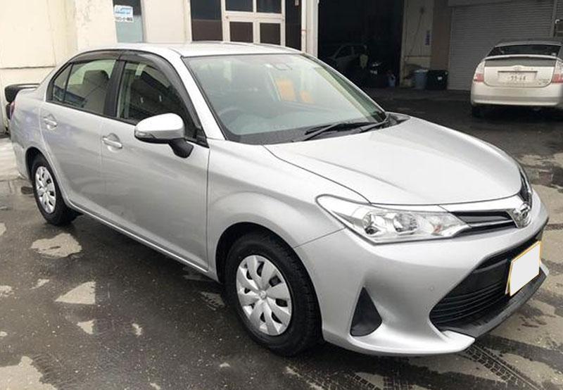 Toyota / Corolla Axio 2018