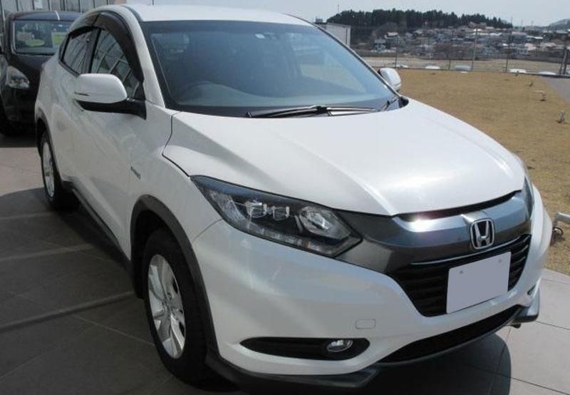 Honda / Vezel 2015