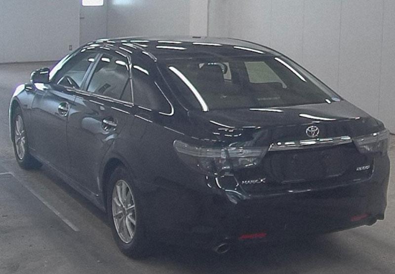Toyota Mark X 65562