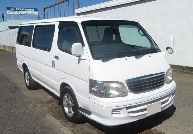 Toyota / Hiace 2001