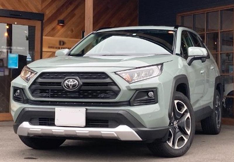 Toyota / Rav4 2020