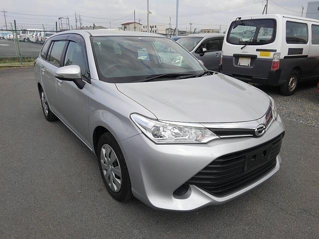Toyota / Corolla Fielder 2016