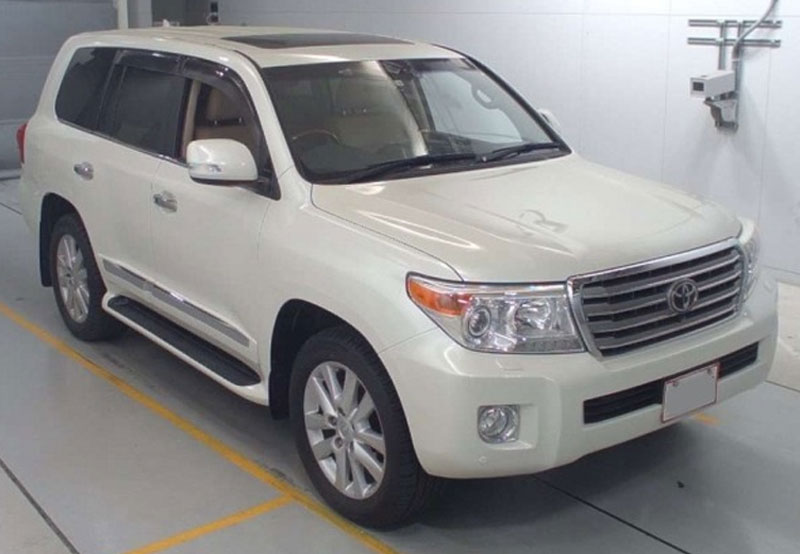 Toyota / Land Cruiser 2009