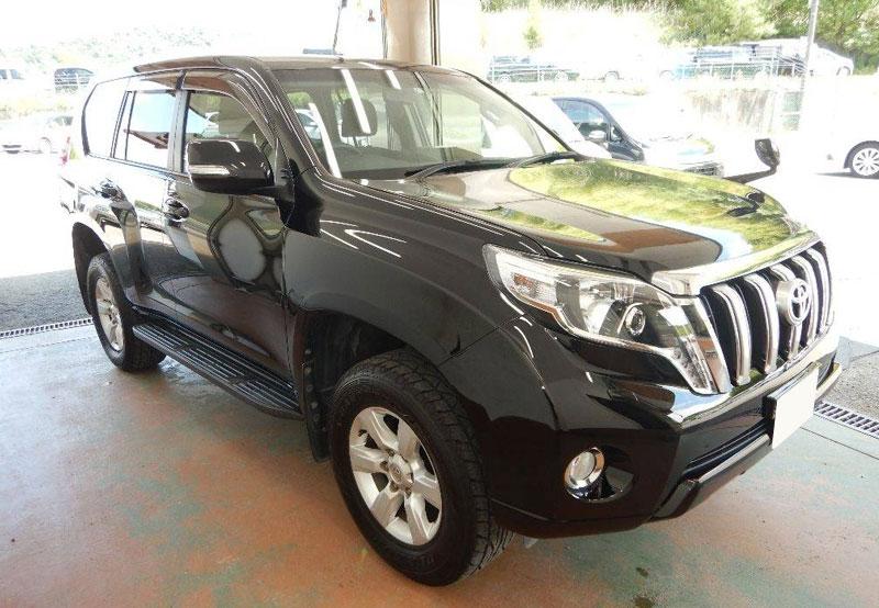 Toyota / Land Cruiser Prado 2014