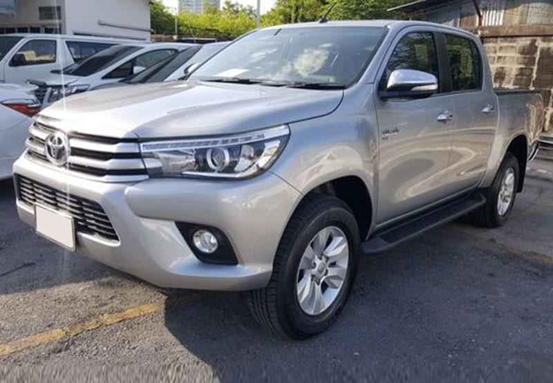 Toyota / Hilux Revo 2015