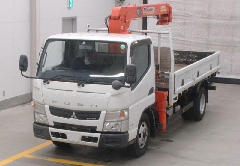 Mitsubishi / Canter 2015