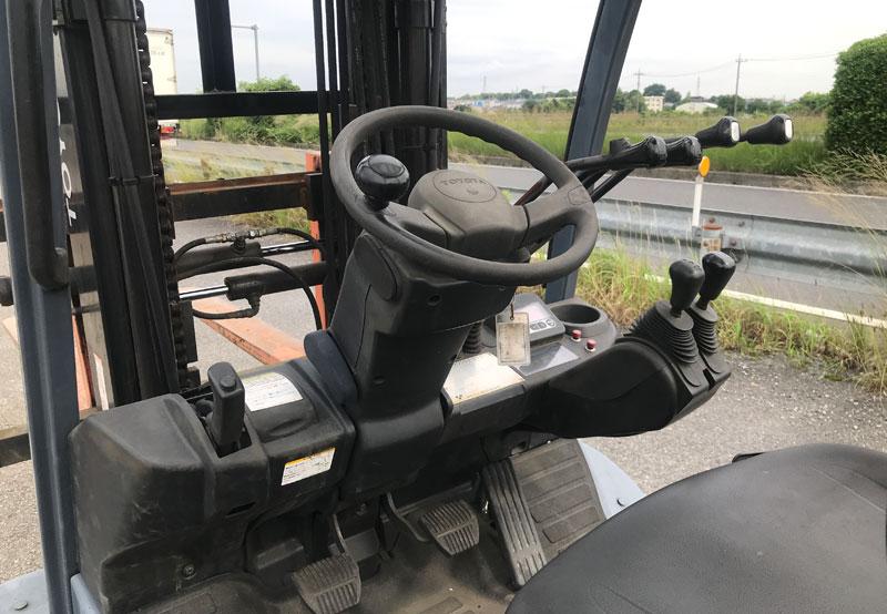 Toyota 8FGK30 Forklift 65794