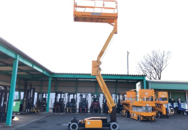 ETC NKH60 Boom Lift 65820