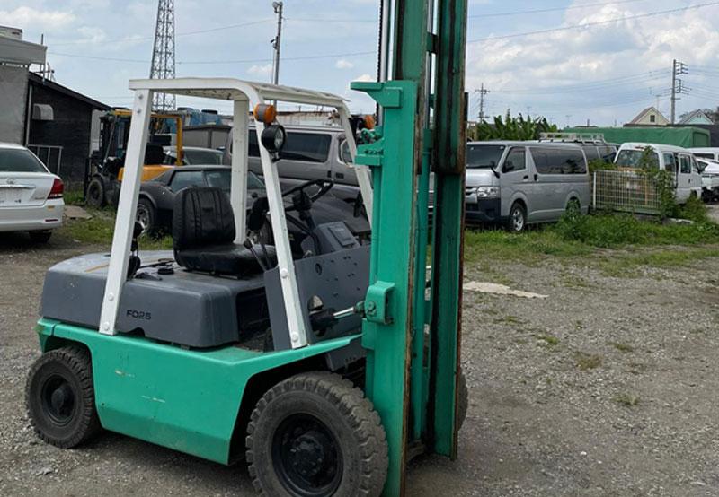 Nissan FD25 Forklift 65821