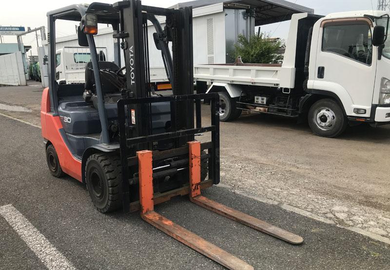 Toyota / 8FGK30 Forklift 0