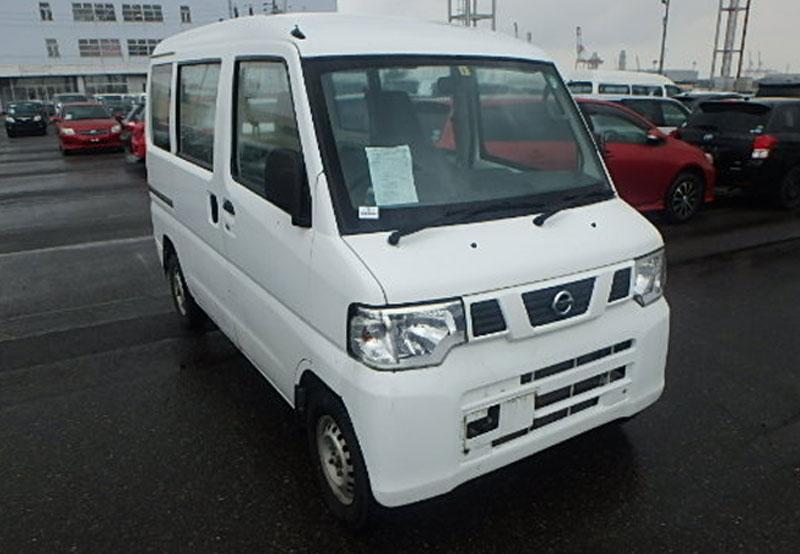 Nissan / Clipper Van 2012