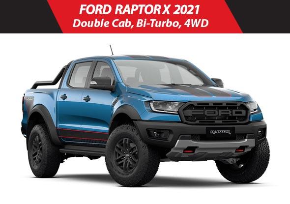 Ford / Raptor X 2021