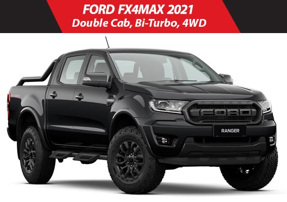 Ford / FX4MAX 2021
