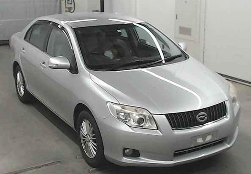 Toyota / Corolla Axio 2006