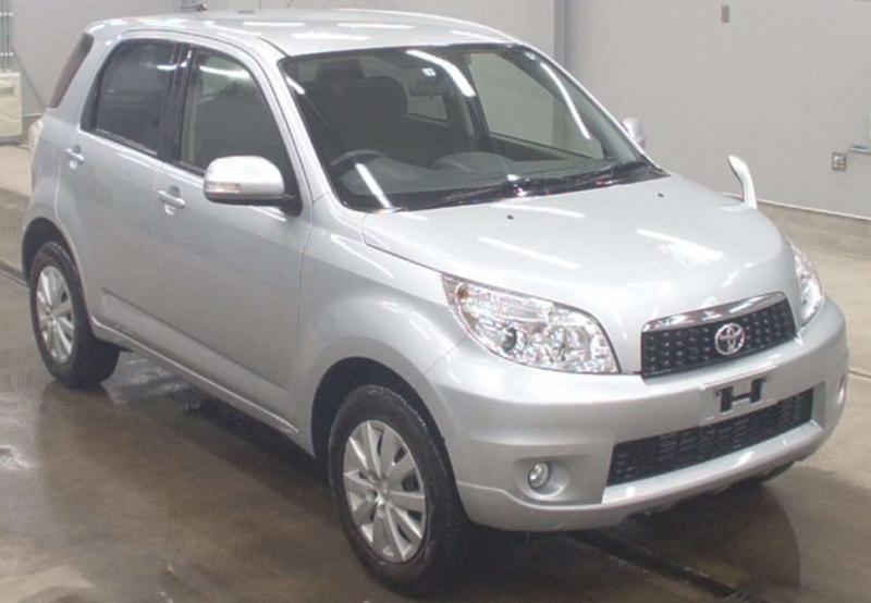 Toyota / RUSH  2016