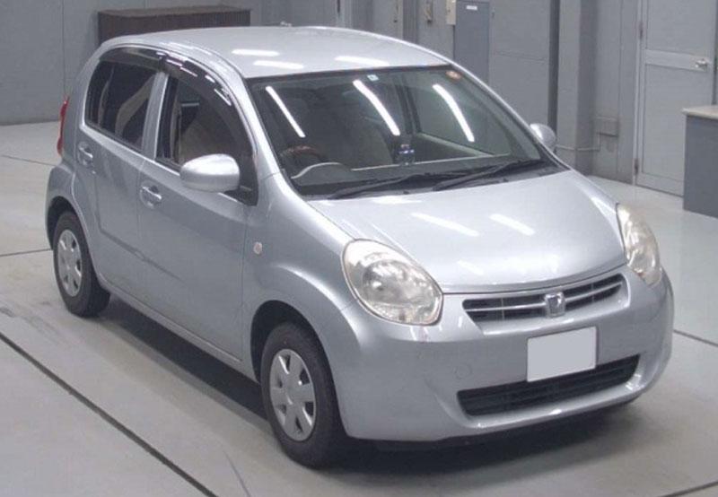 Toyota / Passo 2012